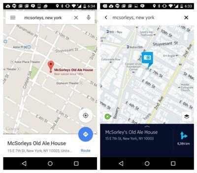 دانلود نسخه جدید نرم افزار گوگل مپ Google Maps 9.30.0 – اندروید
